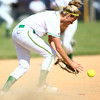 5-31-14<br /> Eastern softball sectional<br /> Eastern's Brooke Stout scoops up the ball.<br /> Kelly Lafferty   Kokomo Tribune