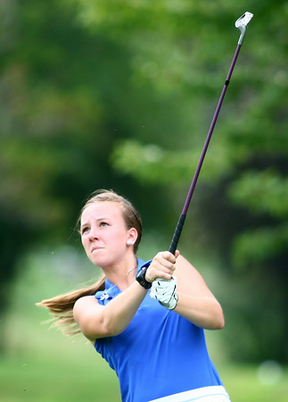 8-6-14<br /> Girls Golf<br /> Kokomo 2 Sydney Murphy<br /> Kelly Lafferty | Kokomo Tribune