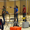 Sport Pistol competition