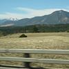 Road from Denver to Colorado Springs