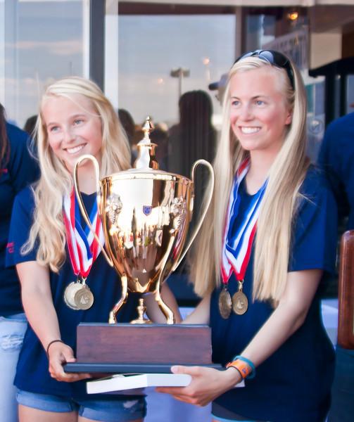 2013 DRYC  Junior Summer Sailing