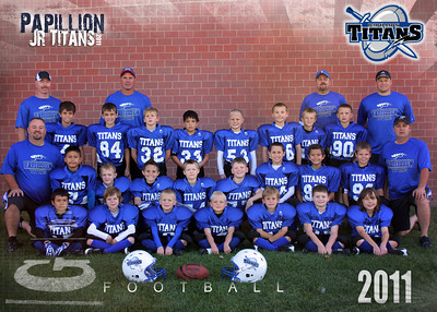 Mighty Mites Blue 2011