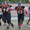 Deer Valley at Vacaville - JV - October 4, 2013