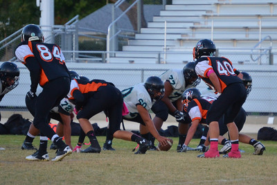 Deer Valley at Vacaville - JV 2013