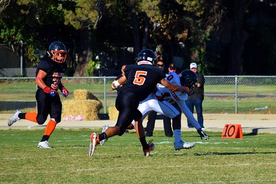 Pittsburg at Vacaville JV 2016