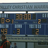 Vacaville at Valley Christian - JV - August 31, 2012