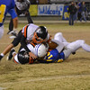 Vacaville at Will C Wood - JV - November 8, 2013