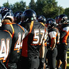 Valley Christian Warriors at Vacavill Bulldogs - JV