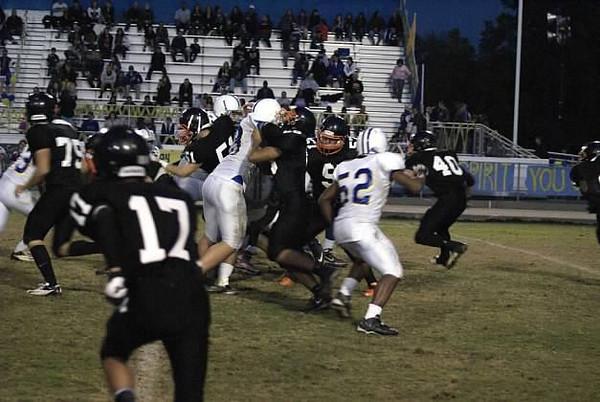 Will C Wood at Vacaville - JV - November 2, 2012