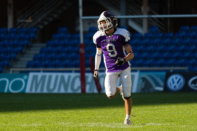 Junior Bowl 2013 - Søren Bendtsen nr 9