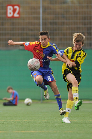 C-Junioren vs. FC Basel