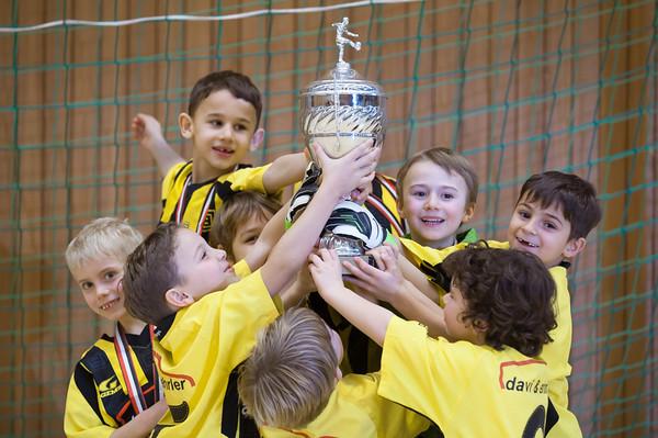 G-Junioren Leader Trophy Finale