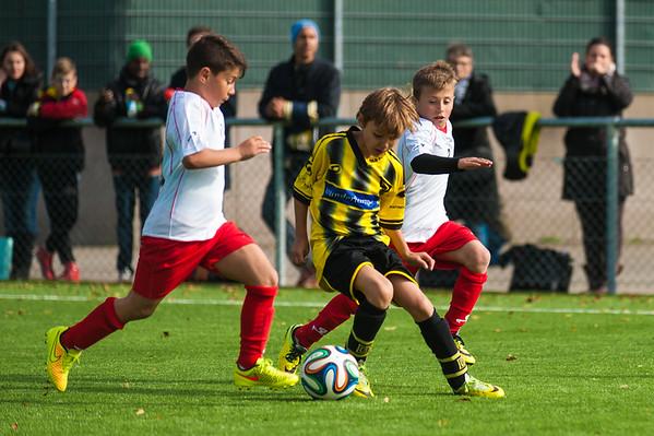 F-Junioren in Winterthur