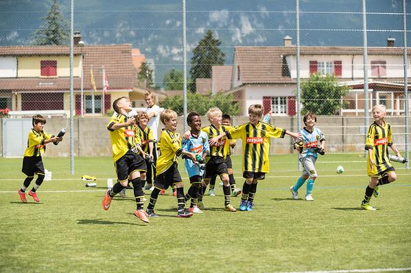 U10-Freundschaftsspiel gegen FC Solothurn