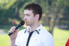 Justin Timberlake speaks at Mirimich Golf Course opening