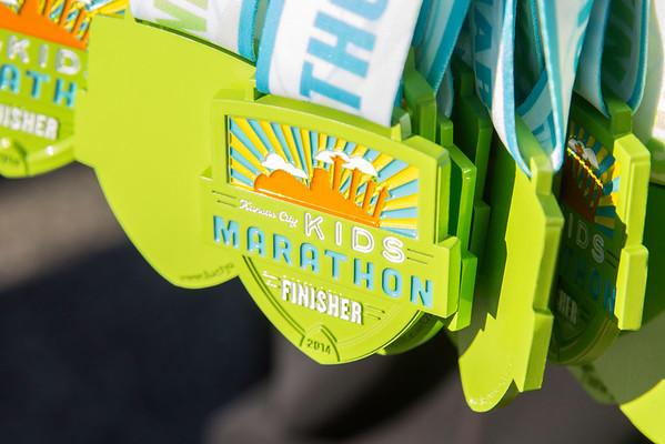 Manor Hill KC Kids Marathon 2014