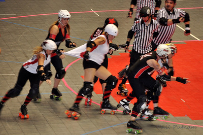KC RollerDerby Aug 2012