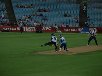 KFC 20-20 NSW V VIC final Jan 09