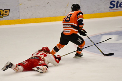 #18. Emrik Westerlund, #10. Robin Sundman
