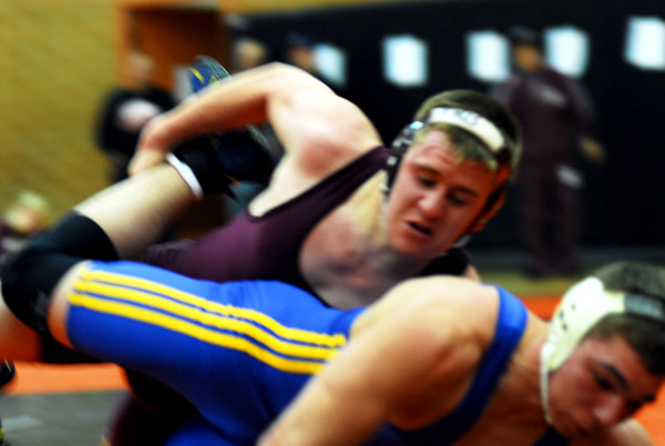 February Coyote  Wrestling--Including Districts and Regionals