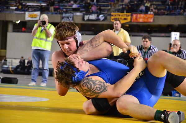 Kittitas Wrestling 2010/2011