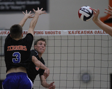 KHS Boys Volleyball 09/01/15