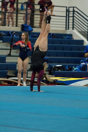 Girls Gymnastics - Regionals Day 1