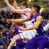12-20-13   ---  Kokomo HS vs Marion HS boys basketball<br />   KT photo | Tim Bath