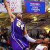 12-20-13   ---  Kokomo HS vs Marion HS boys basketball -- Marion's James Blackmon scoring in the 3rd quarter.<br />   KT photo | Tim Bath