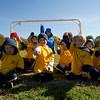 3034 group in goal net