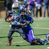 KRCS 3rd/4th grade football final game versus  Raiders held at North Park on October 22, 2016.