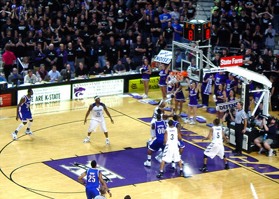KSU - ku basketball Bramledge 2007