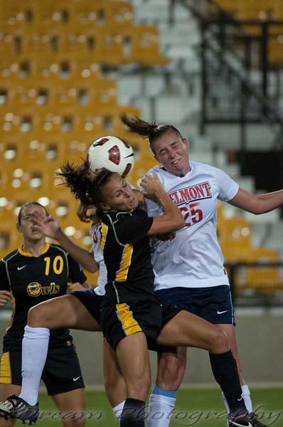 KSU Homecoming Soccer game