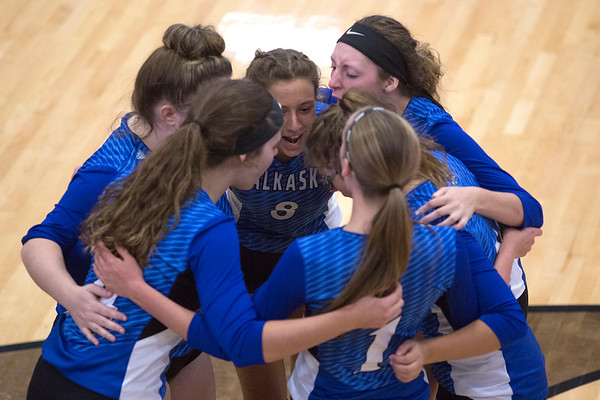 Kalkaska Volleyball