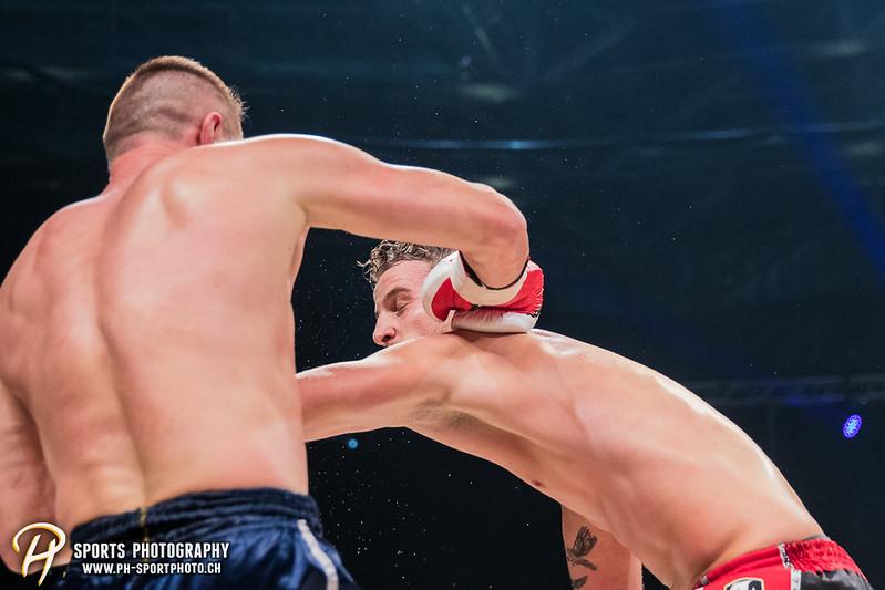 Andy Hug Memorial - K-1 World Light Heavyweight Championship: Janosch Nietlispach (SUI) vs. Petar Majstorovic (SUI) - Bild-ID: 201706102899