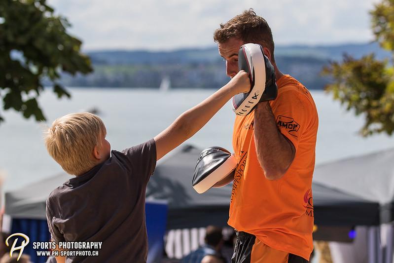 Zug Sport Festival: Phoenix Kampfsport - Bild-ID: 2017082000365