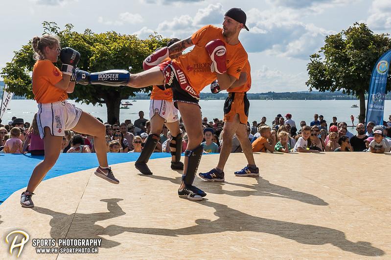 Zug Sport Festival: Phoenix Kampfsport - Bild-ID: 2017082000337