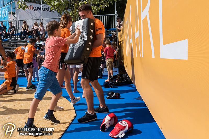 Zug Sport Festival: Phoenix Kampfsport - Bild-ID: 2017082000368