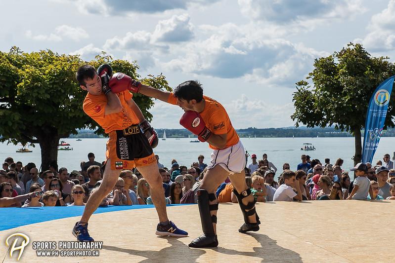 Zug Sport Festival: Phoenix Kampfsport - Bild-ID: 2017082000349