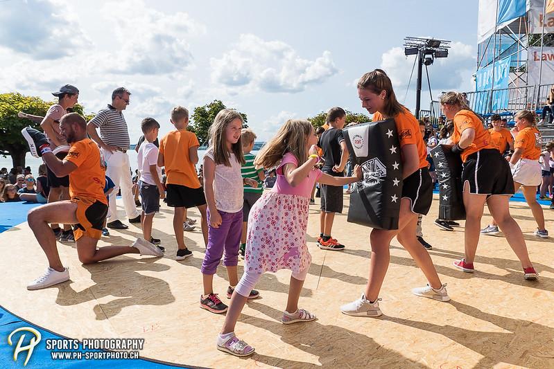 Zug Sport Festival: Phoenix Kampfsport - Bild-ID: 2017082000387