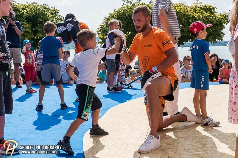 Zug Sport Festival: Phoenix Kampfsport - Bild-ID: 2017082000380
