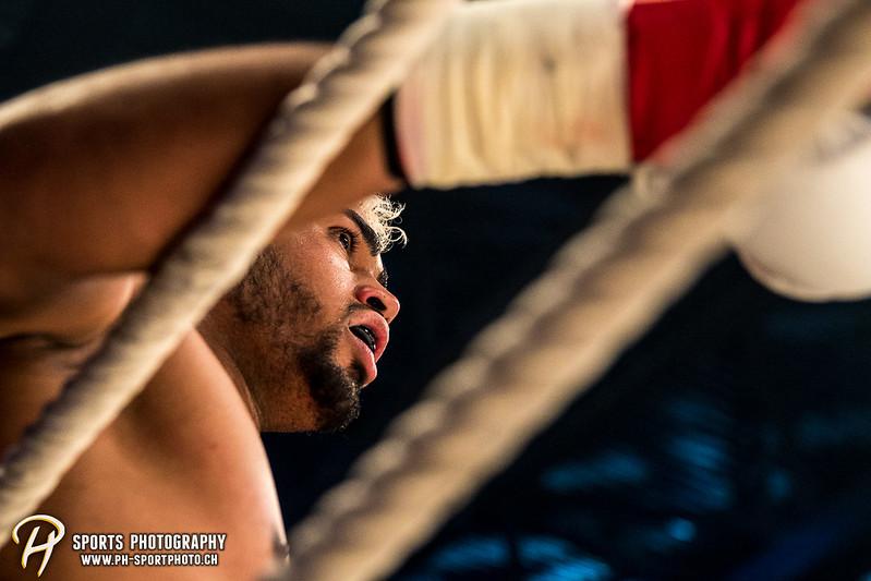 Andy Hug Memorial - K-1 bis 82.5 kg: Dani Traore (GER) vs. Luis Leite (POR) - Bild-ID: 20170610803