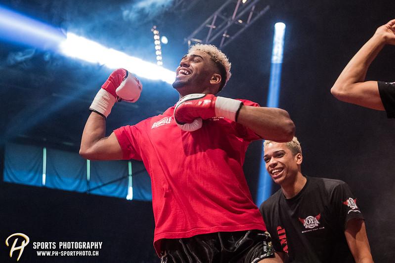 Andy Hug Memorial - K-1 bis 82.5 kg: Dani Traore (GER) vs. Luis Leite (POR) - Bild-ID: 20170610790