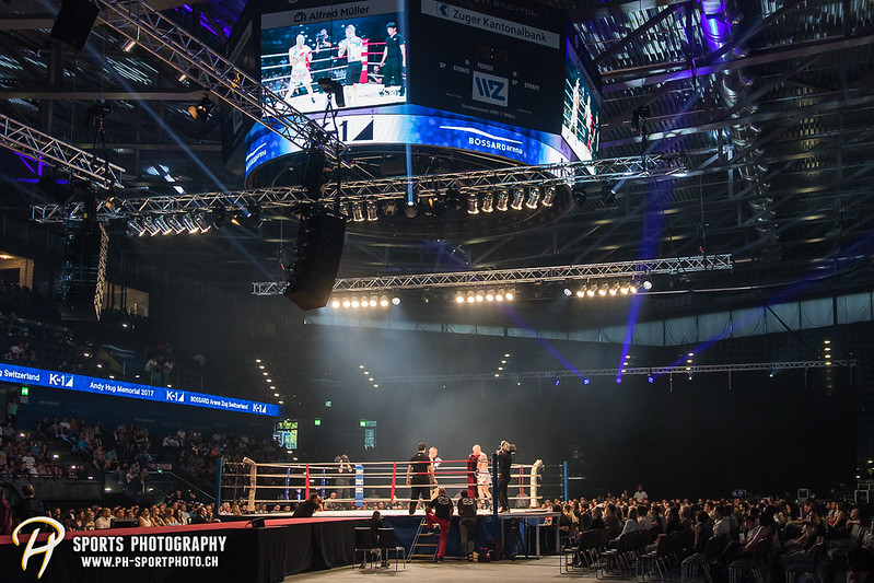 Andy Hug Memorial - K-1 World Light Heavyweight Championship: Janosch Nietlispach (SUI) vs. Petar Majstorovic (SUI) - Bild-ID: 20170610753