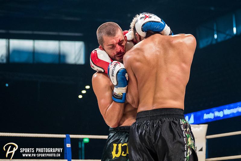 Andy Hug Memorial - K-1 bis 82.5 kg: Dani Traore (GER) vs. Luis Leite (POR) - Bild-ID: 20170610807