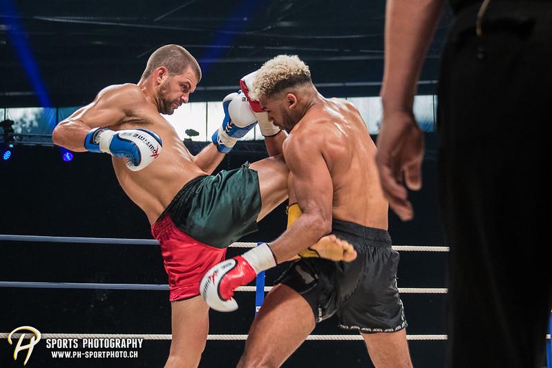 Andy Hug Memorial - K-1 bis 82.5 kg: Dani Traore (GER) vs. Luis Leite (POR) - Bild-ID: 20170610800
