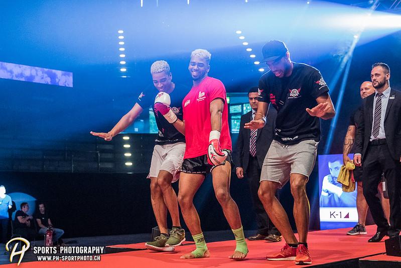 Andy Hug Memorial - K-1 bis 82.5 kg: Dani Traore (GER) vs. Luis Leite (POR) - Bild-ID: 20170610792