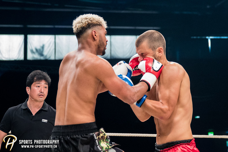 Andy Hug Memorial - K-1 bis 82.5 kg: Dani Traore (GER) vs. Luis Leite (POR) - Bild-ID: 20170610798