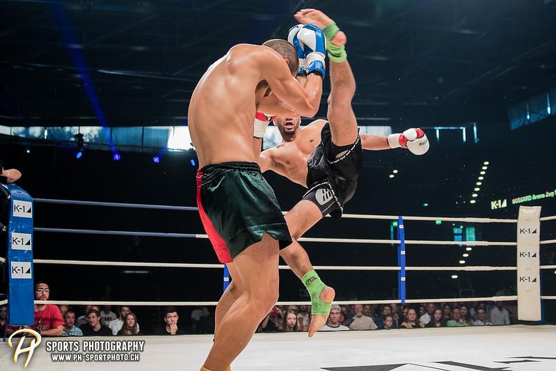 Andy Hug Memorial - K-1 bis 82.5 kg: Dani Traore (GER) vs. Luis Leite (POR) - Bild-ID: 20170610801