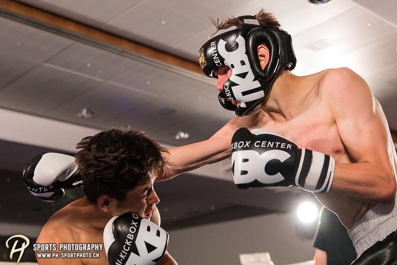 Casino Fight Night - Boxen/Kickboxen